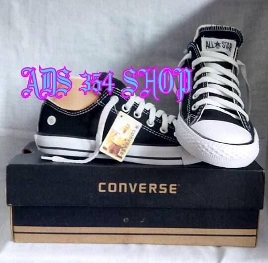 b404129a936c Jual Murah Sneakers Sepatu Converse All Star Plus Box - aditshop5 ...