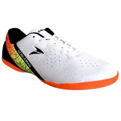Jual Terlaris 90laku - Nobleman Sepatu Futsal Fury - White - 90laku ... bccddbbfd4