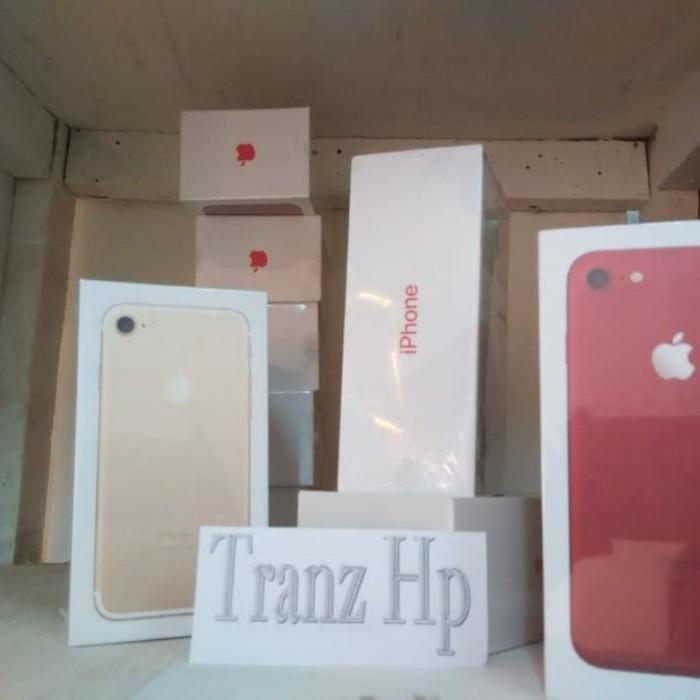 Foto Produk IPHONE 7 ORIGINAL 128GB GARANSI RESMI 1 TAHUN dari Tranz HP