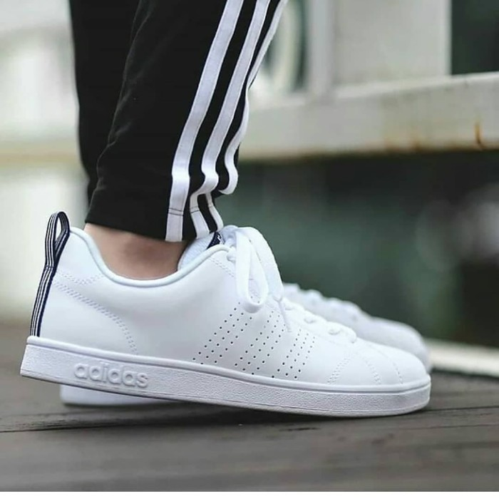 ... harga Sepatu adidas neo advantage putih white premium quality  Tokopedia.com 5f93d73ecb