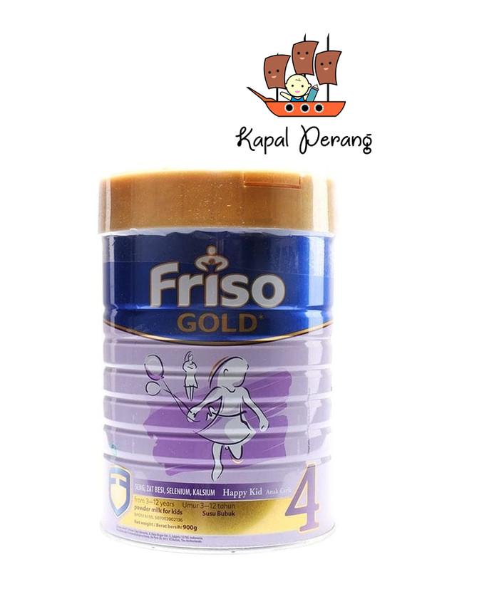 Info Susu Friso Gold 4 Travelbon.com