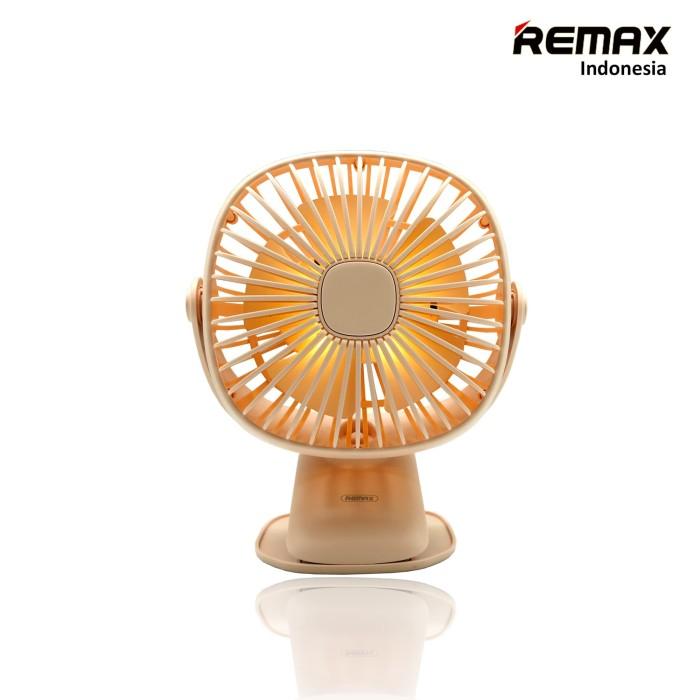 harga Kipas angin portable multifungsi dengan lampu led original remax pink - merah muda Tokopedia.com