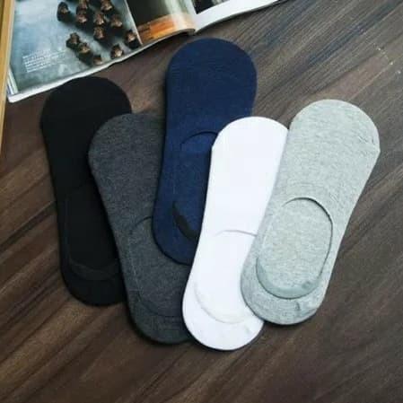 Kaos Kaki bawah Mata Kaki (Hidden Socks) Termurah