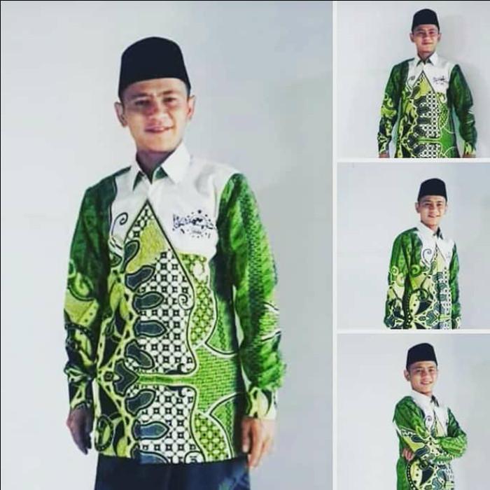 72 Model Baju Batik Nu Terbaik