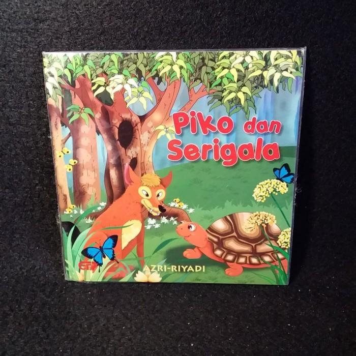 Foto Produk Piko dan Srigala - Azri Riyadi dari Vidya Buana Buku