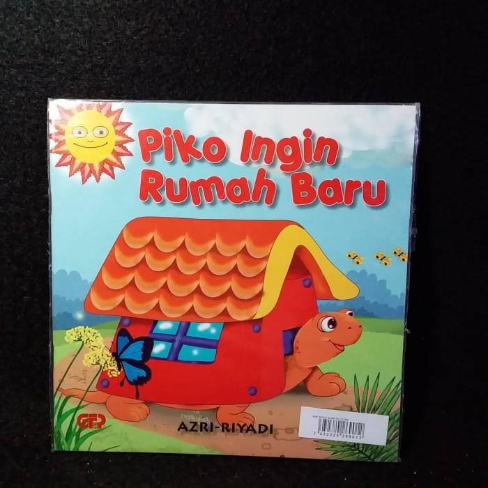 Foto Produk Piko ingin rumah Baru - Azri Riyadi dari Vidya Buana Buku