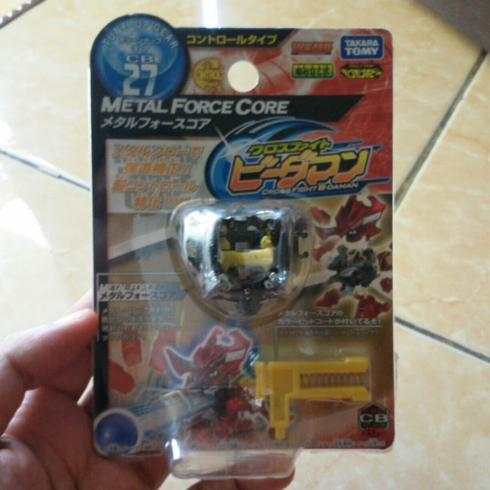 harga Cross fight b daman metal force core Tokopedia.com
