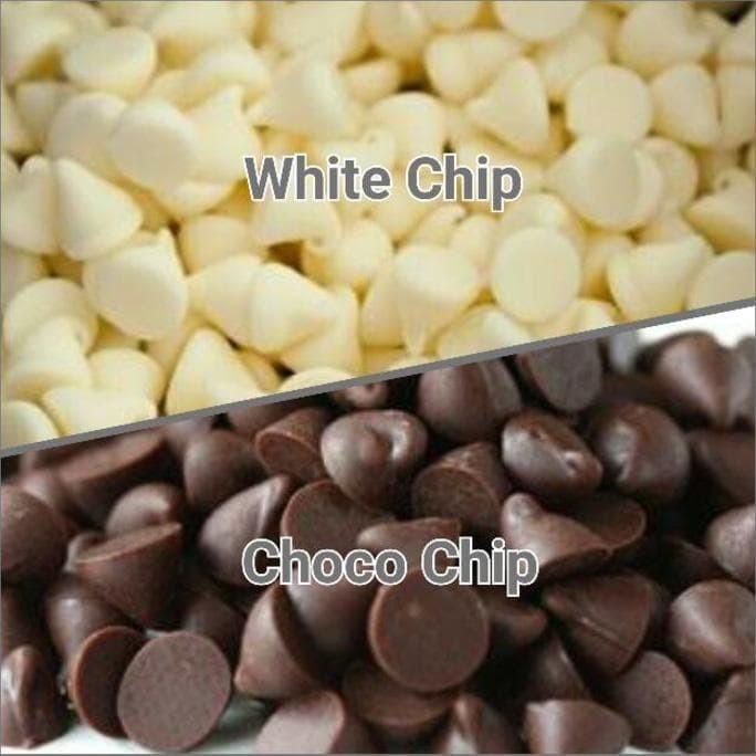 Jual Coklat Chip White Choco Cip Putih Hiasan Kue Bahan Kemasan 125 Gram Dki Jakarta Chocoarhino Tokopedia
