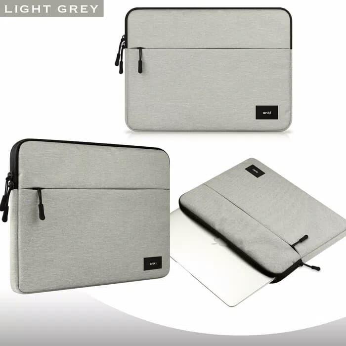 Foto Produk Tas Laptop Sleeve Softcase New Macbook Pro Air Retina 11.6''-15.4 - Beige dari AYF_COM