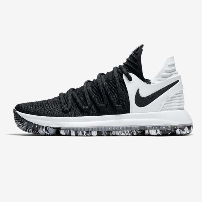 3e072ba04b6f Jual Sepatu Basket Nike Zoom KD 10 - Hitam