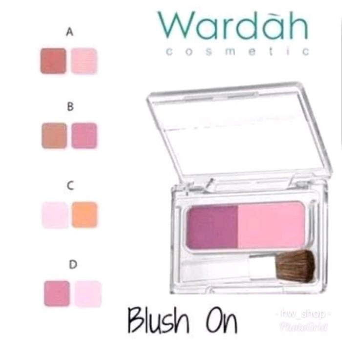 Info Blush On Wardah Travelbon.com