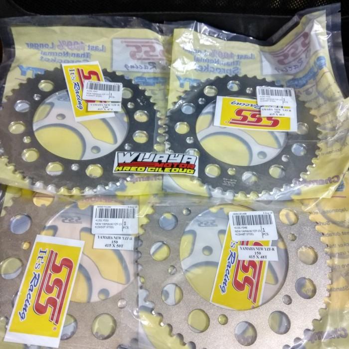 Foto Produk Gear Belakang R15 V3 VVA Vixion R 155 SSS 415 45 46 47 48 50 dari wijaya motor kreo