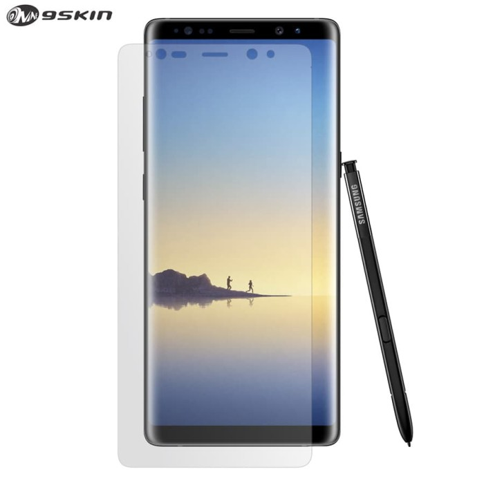 Foto Produk 9Skin - Screen Matte Guard Protection Samsung Note 9 (FRONT ONLY) dari 9Skin Premium