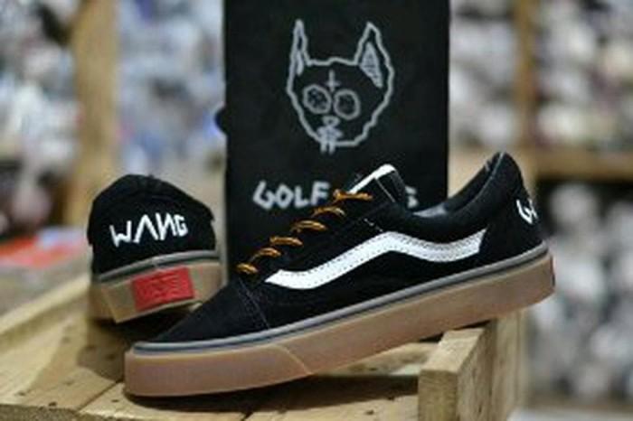b623cf88cc Jual Sepatu Vans Golfwang Skate Sneakers Casual - PUSAT JUAL SCRIPT ...
