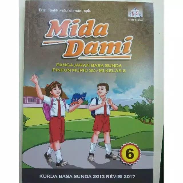 Jual Mida Dami Kelas 6 Sd Bahasa Sunda Kelas 6 Sd Kota Bandung Lapak Buku Palasari Tokopedia