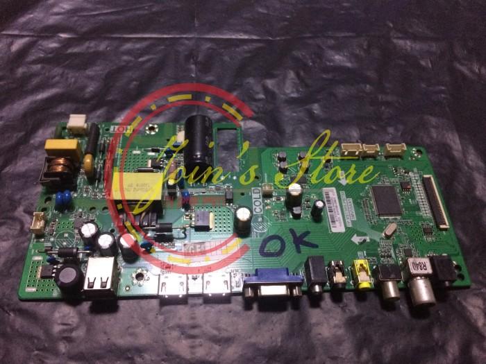 MAINBOARD TV PANASONIC TH-32D302G - MB TH 32D302G - MESIN 32D302 G