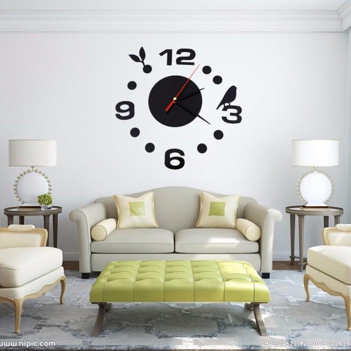 50 Desain Hiasan Dinding Kamar Tidur Kreatif Sederhana