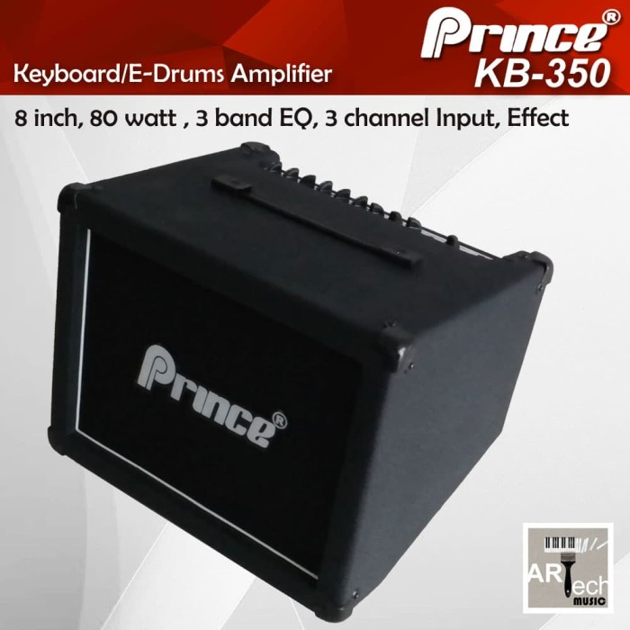 harga Ampli prince kb350 utk keyboard - drum elektrik - amplifier speaker Tokopedia.com