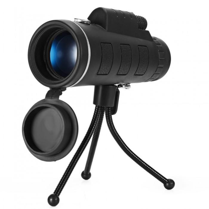 harga Hd mini monocular telescope 40x60 camera lens with tripod phone holder Tokopedia.com