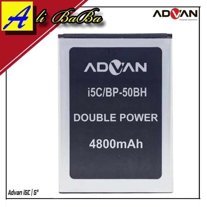 harga Baterai handphone advan vandroid i5c bp-50bh double power advan batre Tokopedia.com