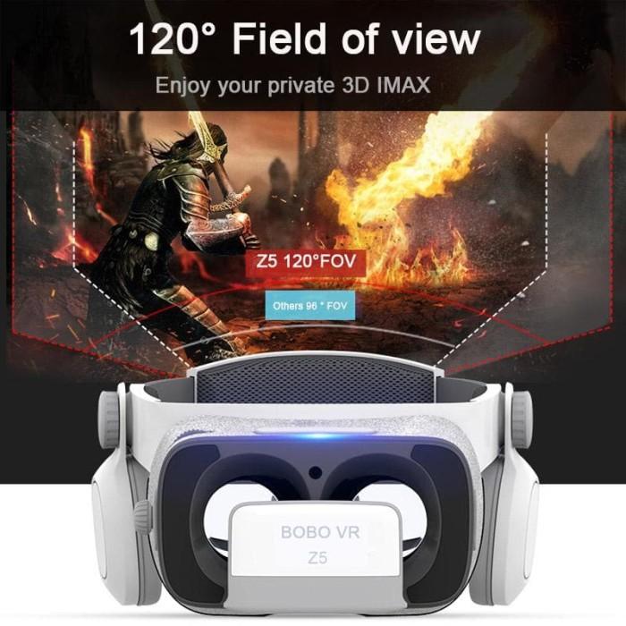 Jual Kacamata Bobovr Z5 Virtual Reality 3d Vr Remote Controller Dki Jakarta Magic Hanger Tokopedia