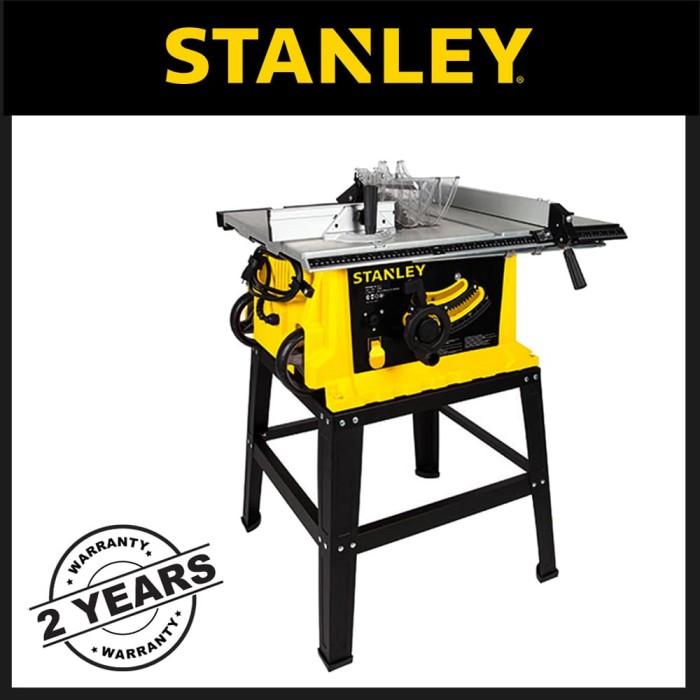 harga Stanley 1800w 254mm table saw Tokopedia.com