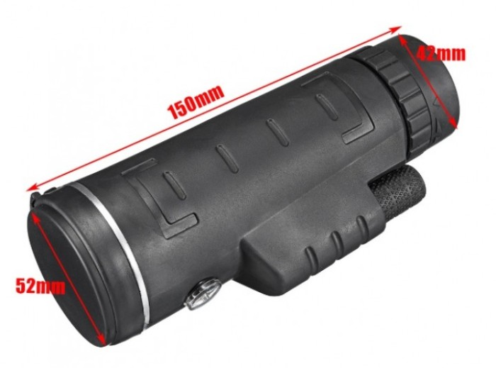 Jual hd mini monocular telescope camera lens with tripod