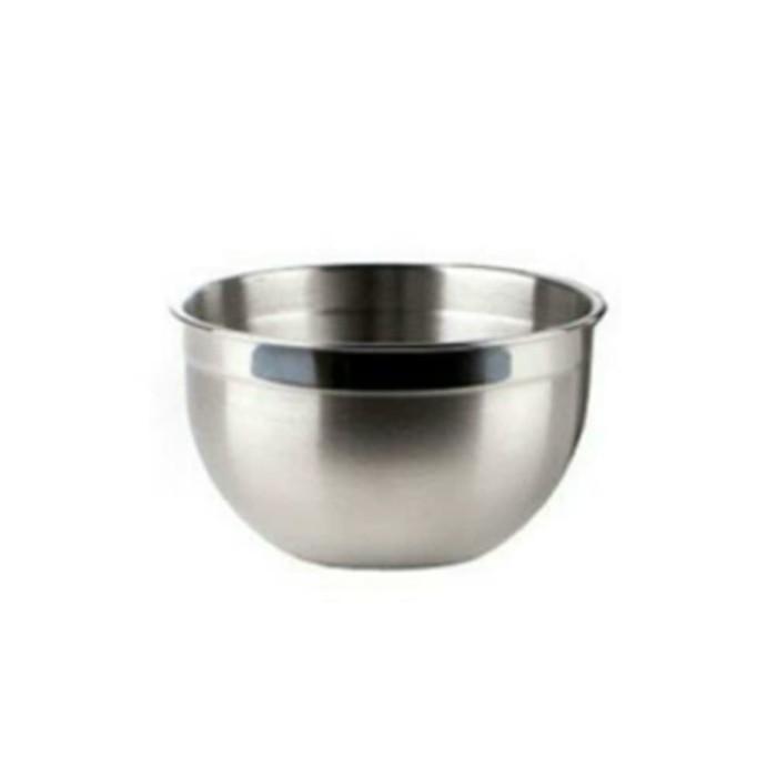 Foto Produk Supra Mixing Bowl Stainless Steel Diameter 21 Cm Murah dari amanahibu2