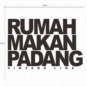 Paling Keren Rumah Stiker Kota Padang Sumatera Barat Sticker Fans