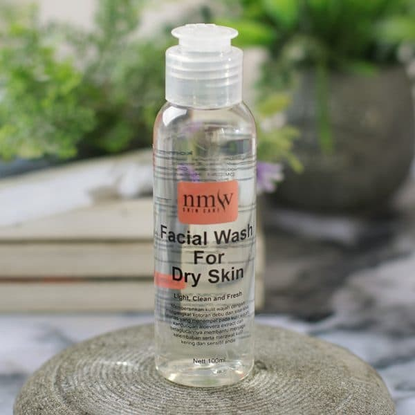 Foto Produk NMW Facial Wash For Dry Skin 100ml - 100 ml dari NMW Clinic