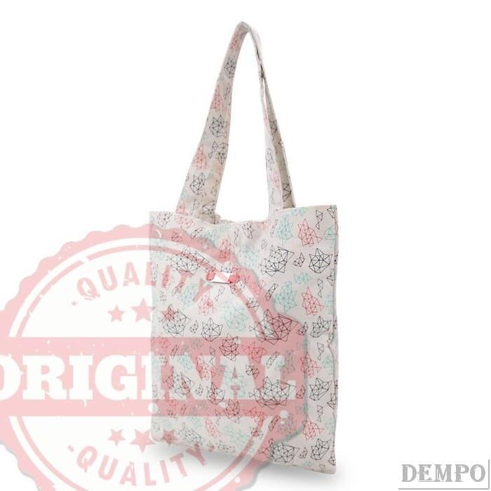 ORIGINAL TERMURAH Exsport Chills Tote Bag - Cream