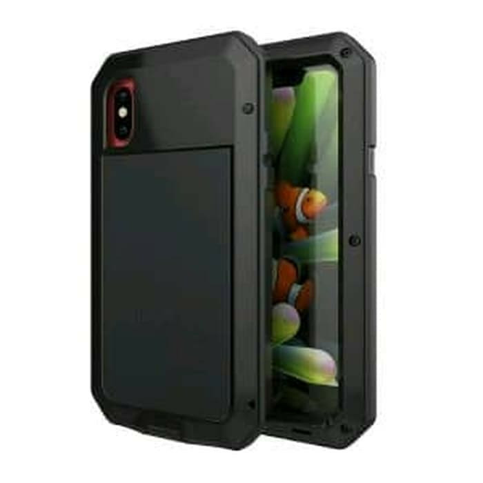 harga Iphone x hardcase lunatik extreme Tokopedia.com