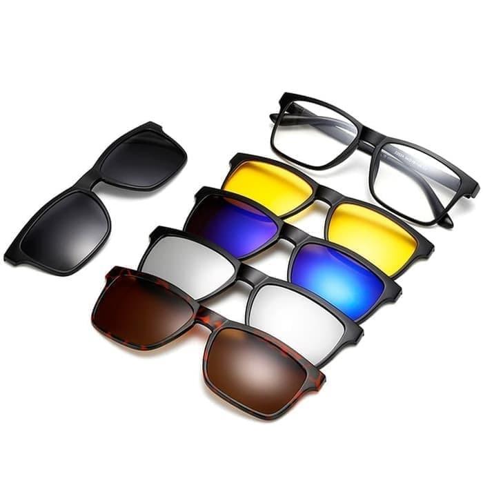 2202 Klip Pada Kaca Mata Hitam Hitam - Harga Terkini dan Terlengkap 44990d5d48