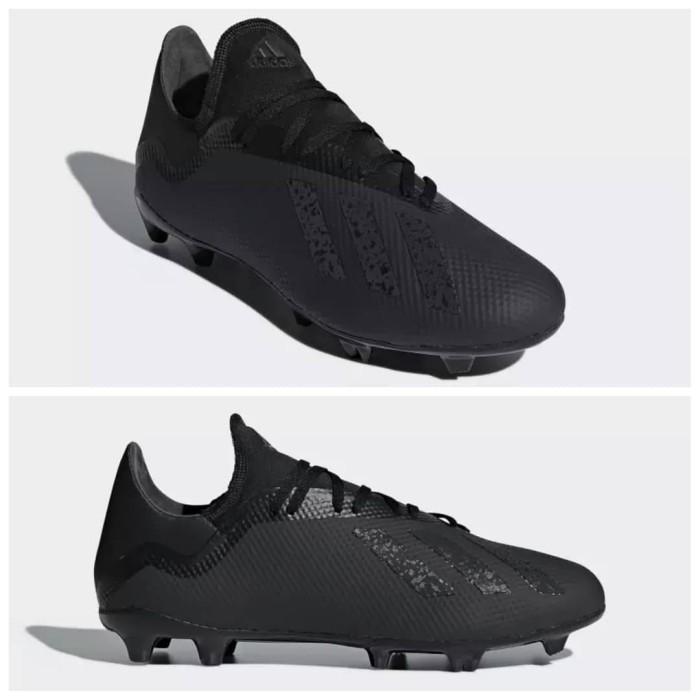 Jual Sepatu Bola Adidas X Tango 18 3 Core Black Db2185 Original