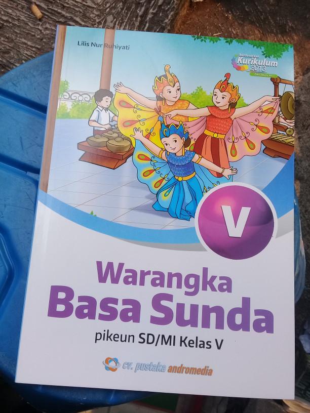 Kunci Jawaban Bahasa Sunda Kelas 4 Bewara