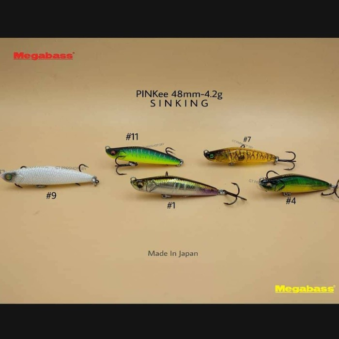 Megabass Fishing Lures Outdoors Sports Decal Boat Window Truck Metallic Silver