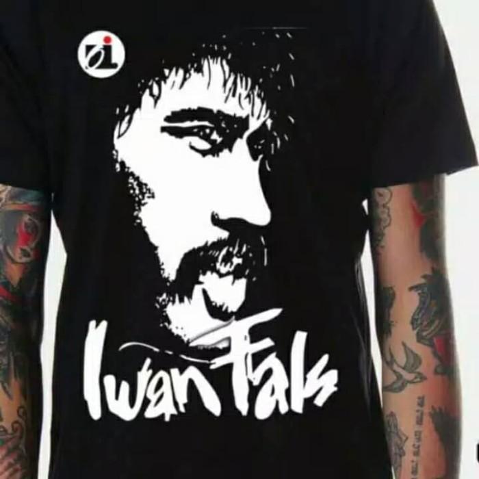 Jual Tshirt Baju Kaos Iwan Fals Biru Xl Jakarta Timur Ais Air Ais Air Ais Air Tokopedia