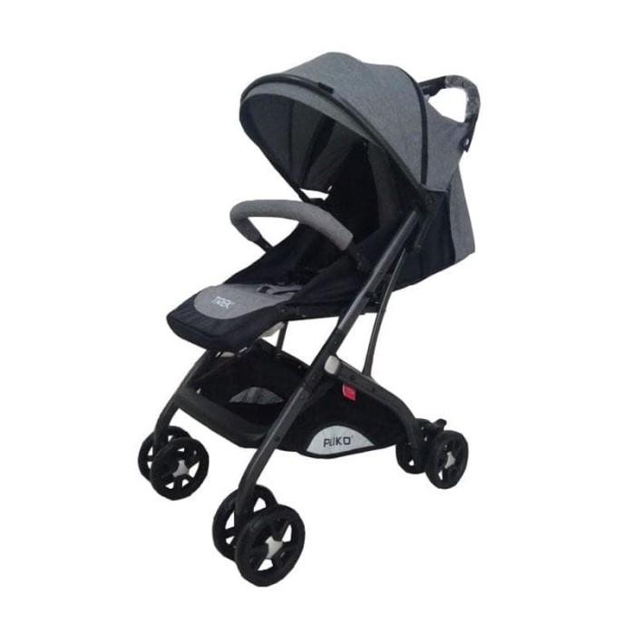 harga Kereta dorong bayi stroller pliko 588 al trek grey Tokopedia.com