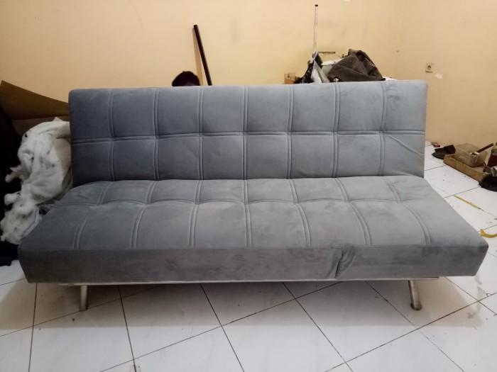 Admirable Jual Sofa Bed Murah Dki Jakarta Ri Furniture Tokopedia Spiritservingveterans Wood Chair Design Ideas Spiritservingveteransorg