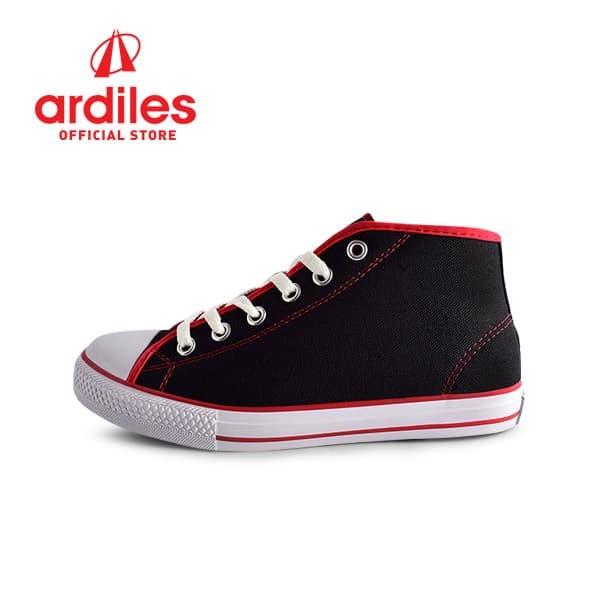 Ardiles men radium sepatu sneakers pria - hitam 41