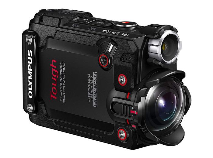 harga Olympus - sport & action camera tg-tracker tgtracker_bk Tokopedia.com
