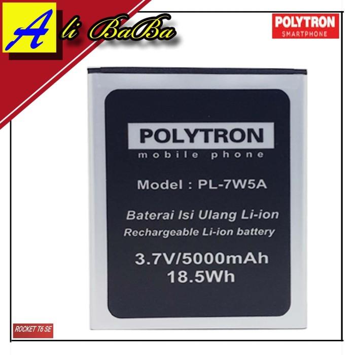 harga Baterai handphone polytron rocket t6 se 4g lte r2509 pl-7w5a rocket Tokopedia.com