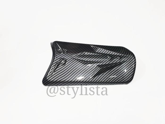 harga Cover tutup tangki aerox nemo carbon aksesoris motor Tokopedia.com