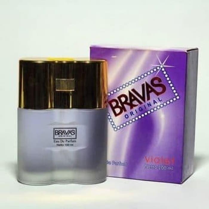 BRAVAS Original Valentine Perfume XX-CT-670132 Eau De Parfum 75 ML -. Source · Parfum BRAVAS EDP Original - Violet 100ml
