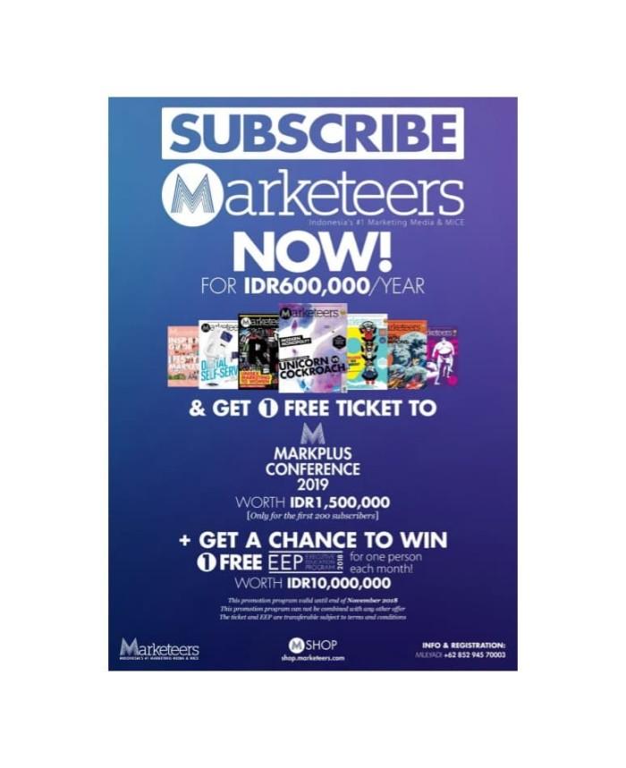 harga Crazy promo subscribe Tokopedia.com