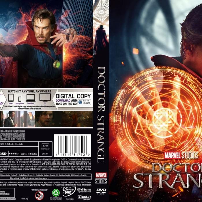 Jual Doctor Strange 2016 Jakarta Barat M Collector Tokopedia