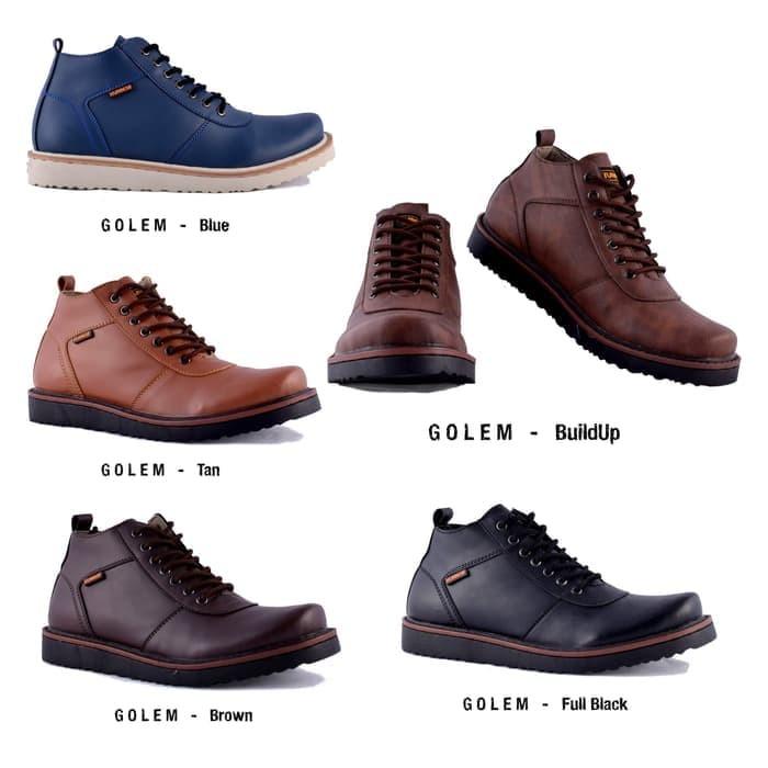 Foto Produk New SEPATU BOOTS PRIA HUMM3R GOLEM/NIKE/KICKERS/VANS/CONVERSE/DELTA dari Pria Store88
