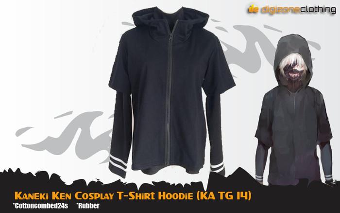 harga Kaneki ken t-shirt cosplay hoodie ka tg 14 Tokopedia.com