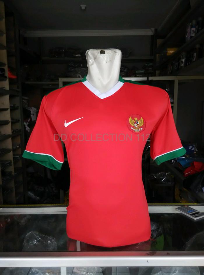 TERLARIS jersey kaos baju bola timnas indonesia u 16 grade lokal