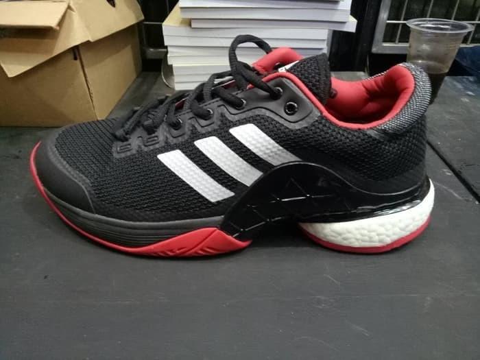 Adidas Baricade Boost Premium Sepatu Tenis Olahraga Sport Sneakers Man aaeb130e99